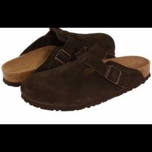 Birkenstock Boston Clog Mocha